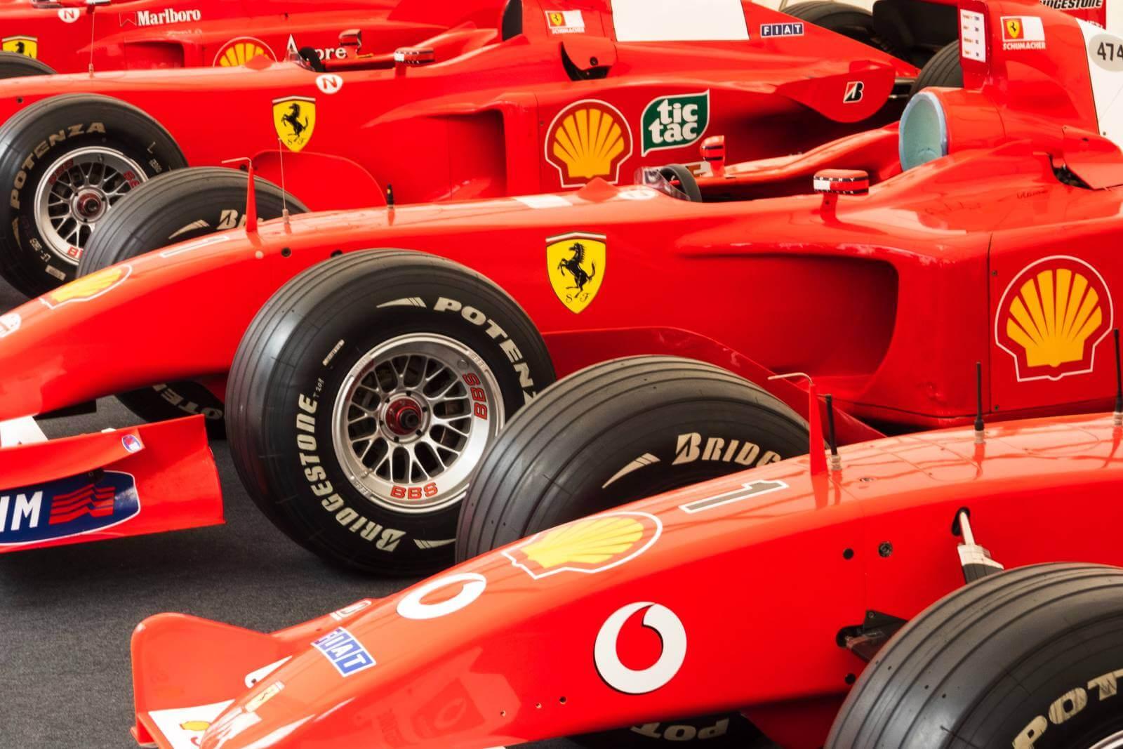 فريق فيراري فورمولا 1