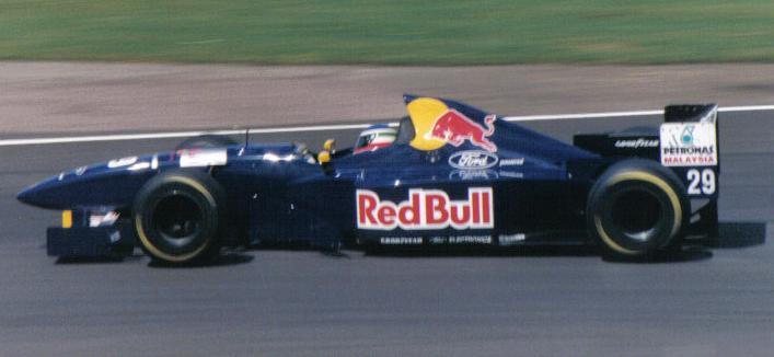 سيارة فريق ساوبر 1995