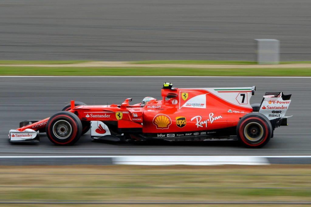 سيارة فريق فيراري فورمولا 1فريق فيراري للفورمولا 1