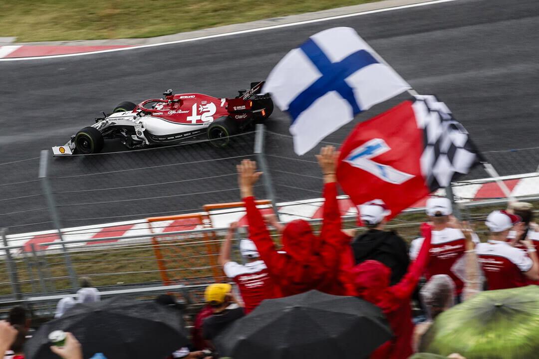 فريق الفا روميو فورمولا1
