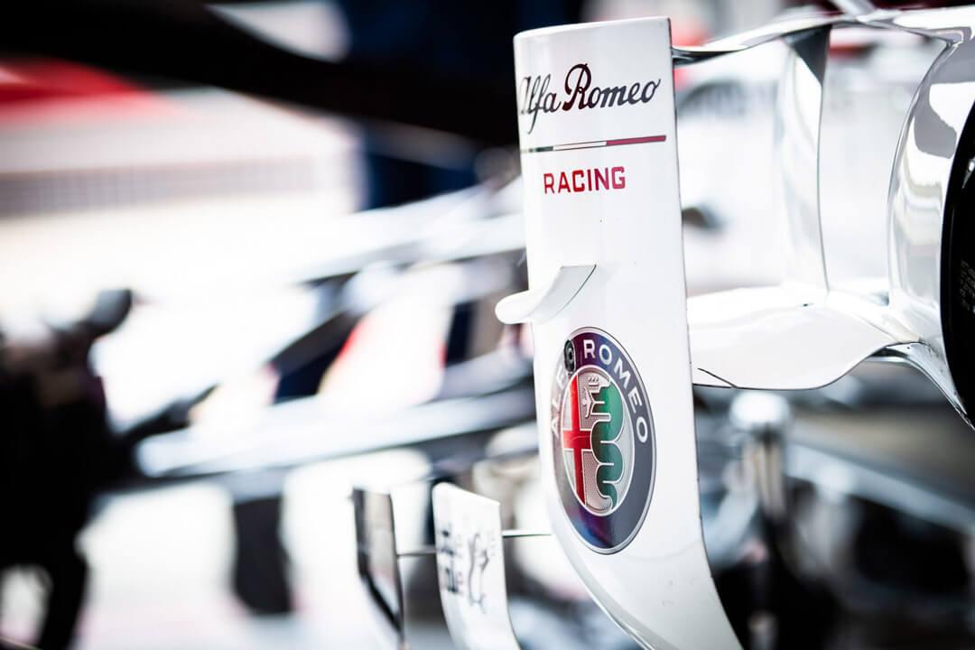 فورمولا1 الفا روميو