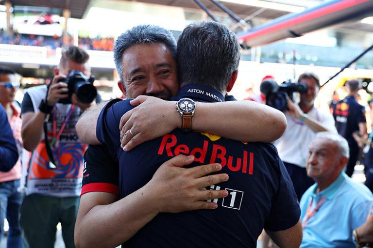 نهاية محركات الهوندا في الفورمولا 1