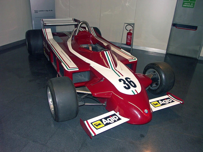 سيارو ألفا روميو 177 لموسم 1979