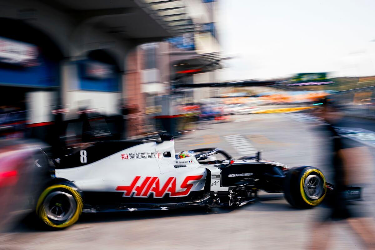 فريق هاس فورمولا 1