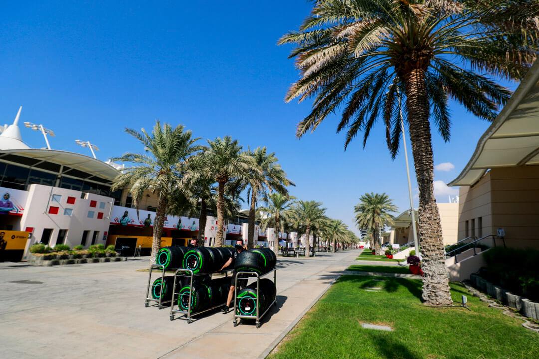صور حلبة البحرين الدولية