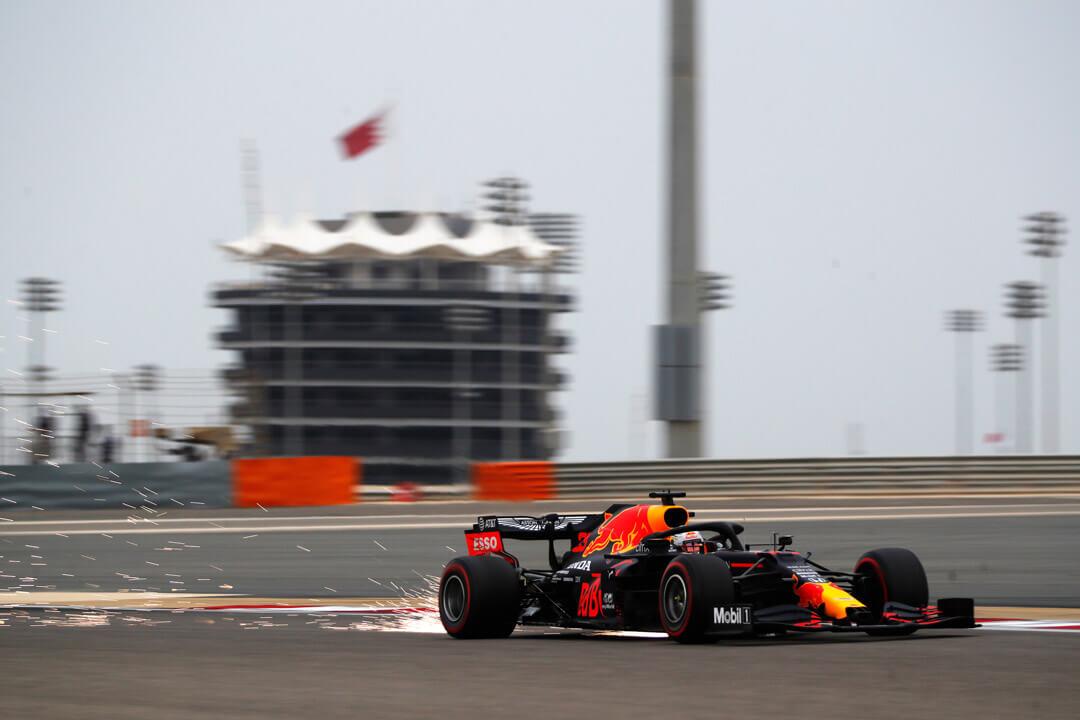 سيارة ريد بل جائزة البحرين الكبرى