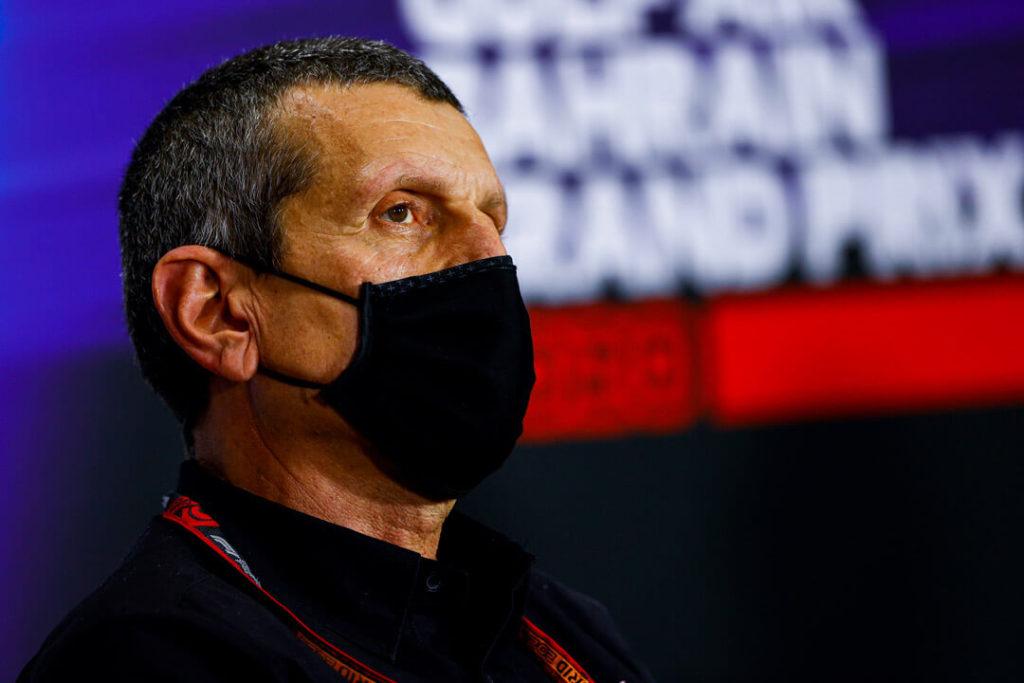 مدير فريق الهاس فورمولا 1