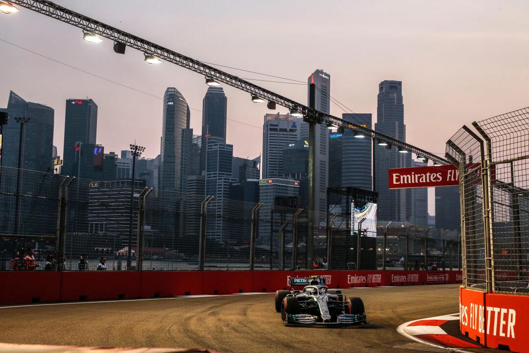 حلبة سنغافورة فورمولا 1