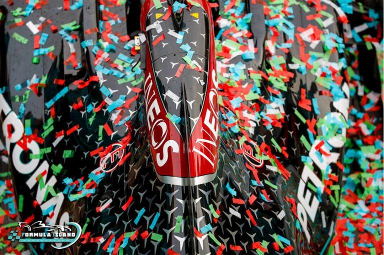 سيارة مرسيدس فورمولا 1