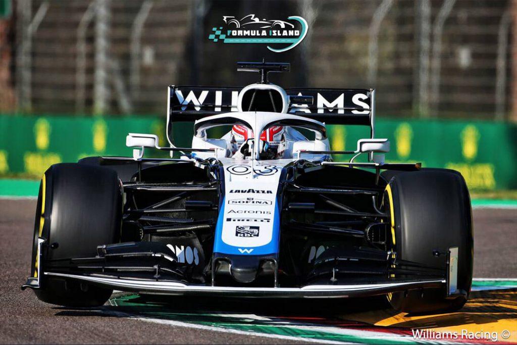 سيارة فريق ويليايمز فورمولا 1