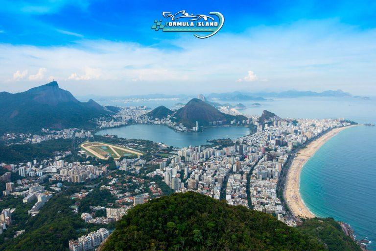 مدينة ريو البرازيلية