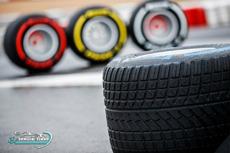اطارات بيرلي فورمولا 1