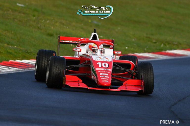 سيارة فريق بريما فورمولا 2