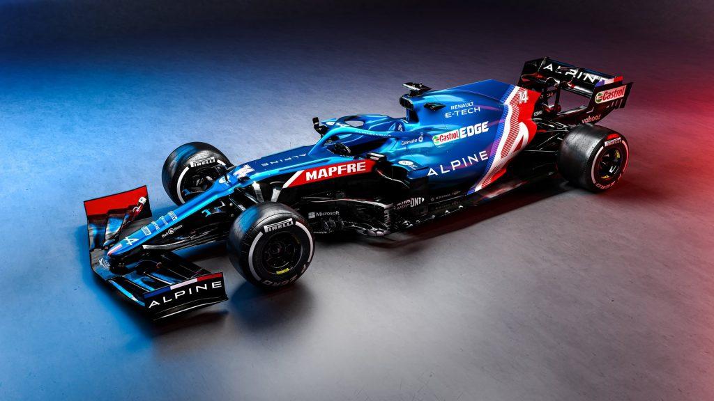 سيارة فريق ألبين فورمولا 1
