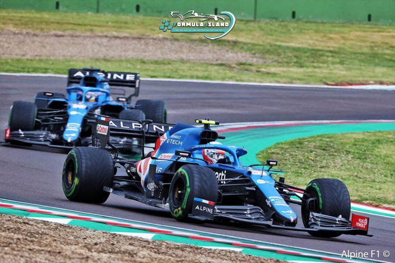 سيارات فريق ألبين فورمولا