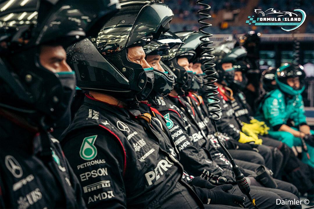 فريق مرسيدس فورمولا 1
