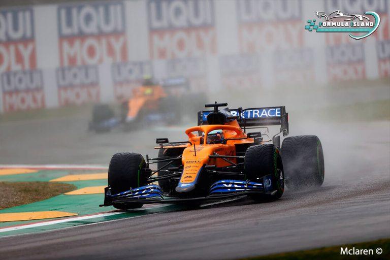مكلارين سيارة فورمولا 1