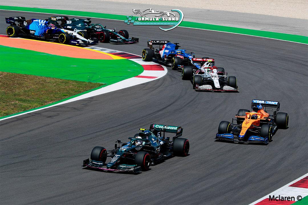 سباقات الفورمولا 1