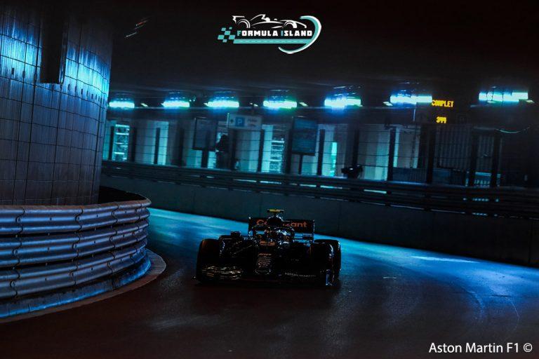 أستون مارتن فورمولا1