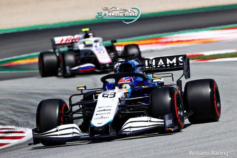 ويليامز فورمولا 1
