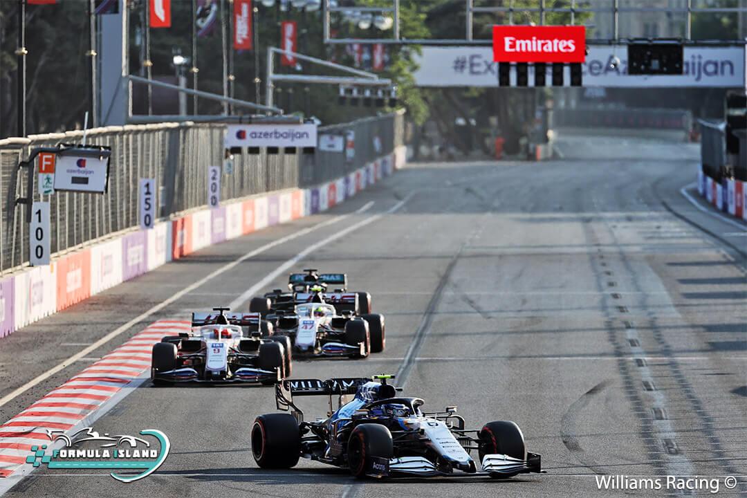 سباق باكو أذربيجان