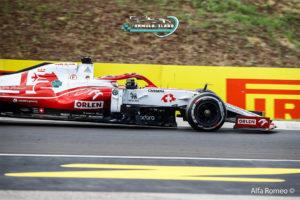 سيارة فريق ألفا روميو فورمولا وان