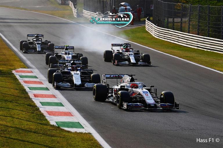 جانب من سباقات فورمولا 1