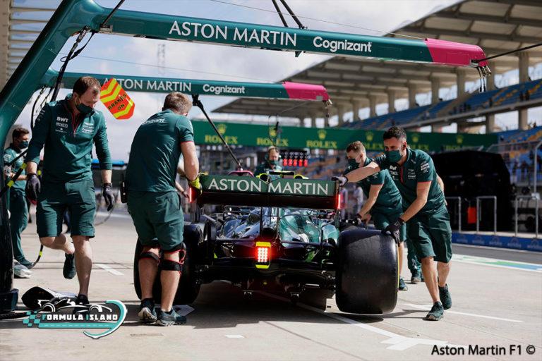 فريق أستون مارتن فورمولا 1